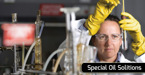 special oil solutions