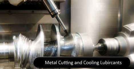 cutting and cooling oils